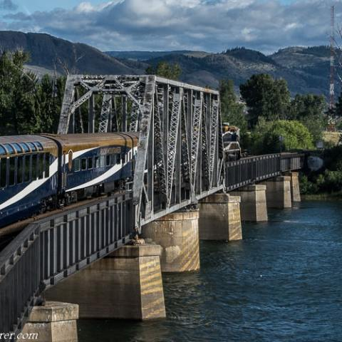 The Rocky Mountaineer – a must do in Canada