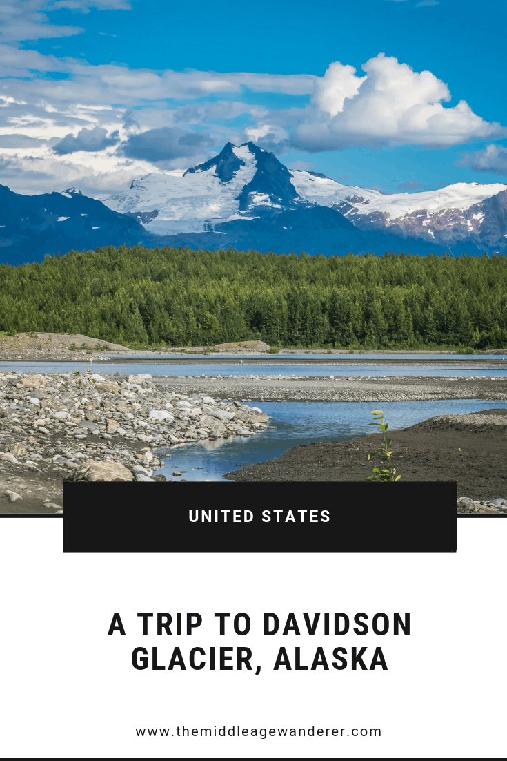 A Journey to the spectacular Davidson Glacier in Alaska.