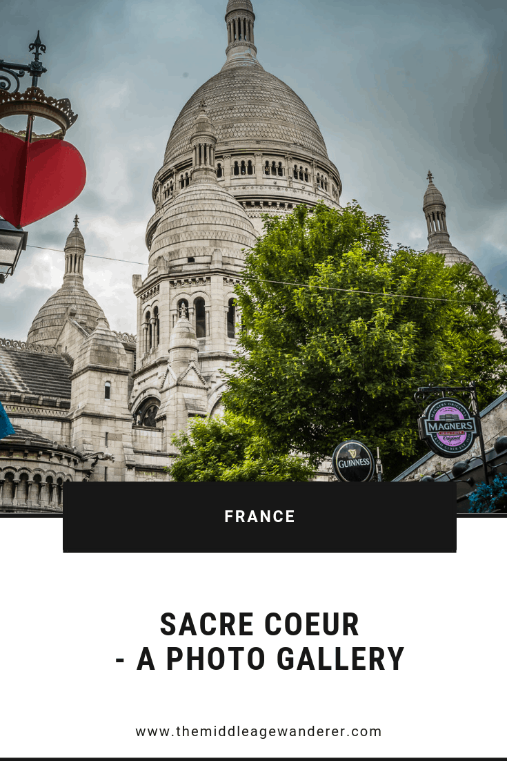Sacre Coeur - A Photo Gallery