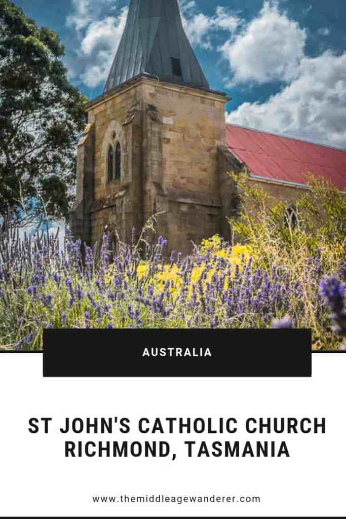 St John's Catholic Church, Richmond