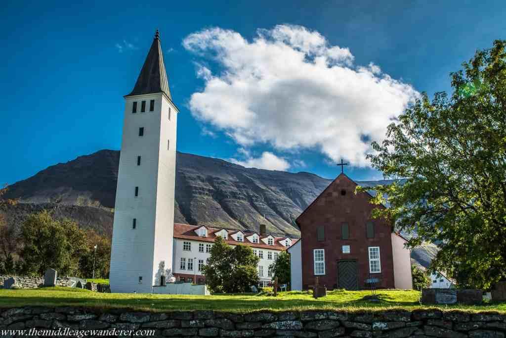 Hólakirkja Cathedral, Iceland