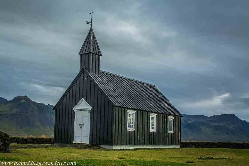 The Budir Black Church