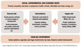 Social, Environmental and Economic Needs