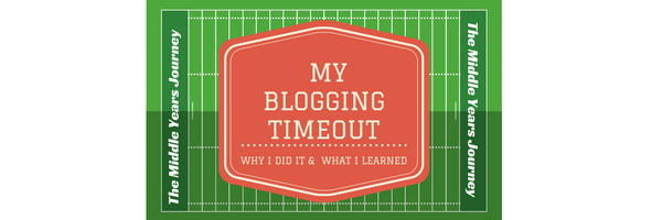 My Blogging Timeout