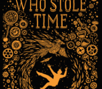 The Boy Who Stole Time by Mark Bowsher @MarkBowsherFilm @Unbound_Digital #blogtour #bookreview