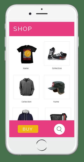 Custom Drop shipping Store