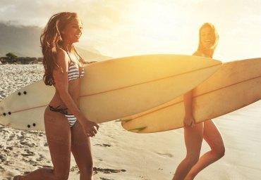 Surf Board Ad
