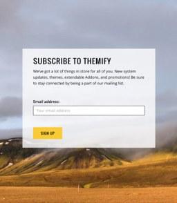 Fullscreen Page