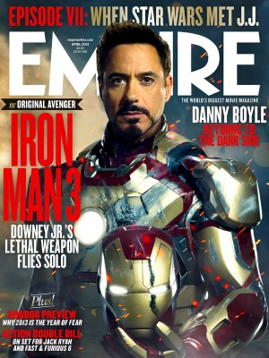 Read my article about the upcoming Iron Man 3. A must read for you Marvel Fanatics. *Ending spoiler alert* title=Iron Man 3 Coming Soon!