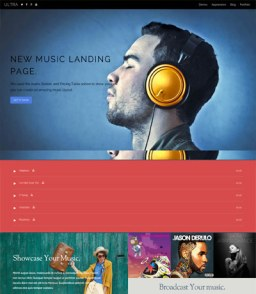 Music Page