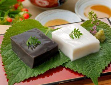 Asian Pudding