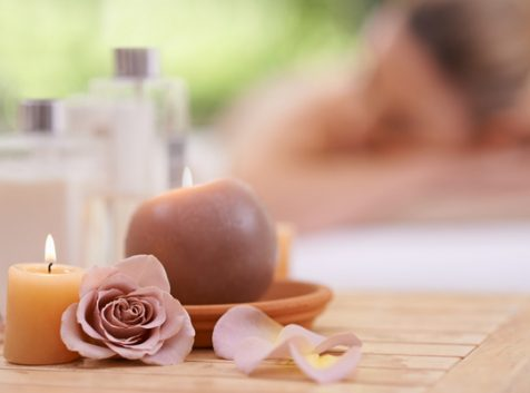 Rose Oil Theraphy