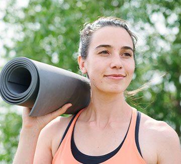 Iyengar Yoga Instructor