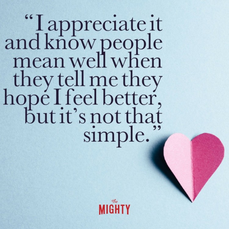 pain awareness quote 1 with heart cut out