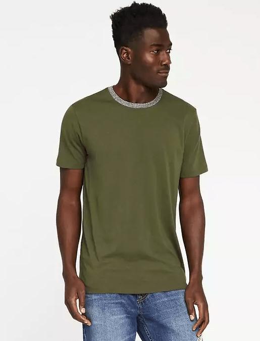 old navy men's t shirt