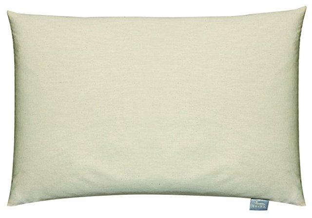 bucky buckwheat hull pillow