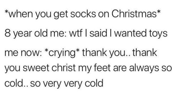 socks meme