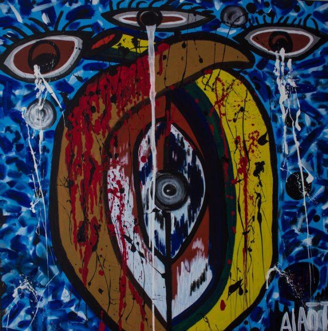 """Tears"" by Alan Tellez"