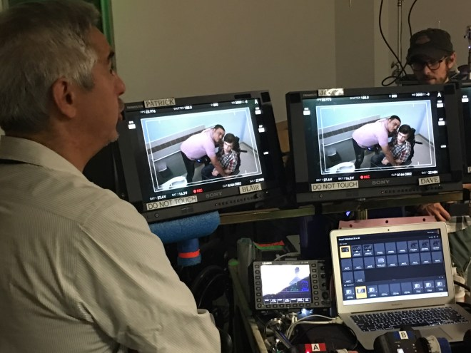 """Video editing for """"Speechless."""""""