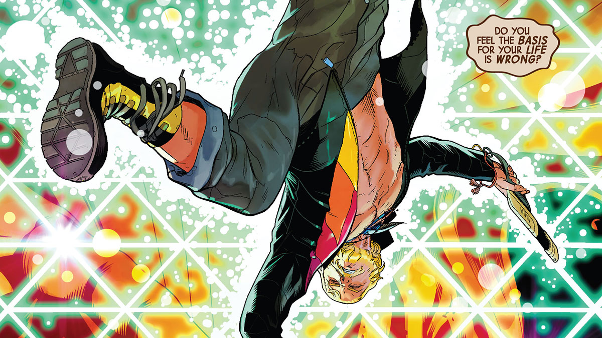 Al Ewing revisite Star-Lord dans Guardians of the Galaxy #9