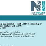 Net Impact Minneapolis