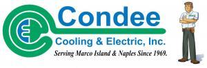 Condee Generic Logo - Man