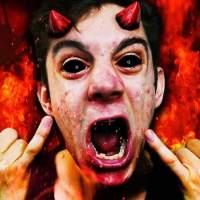 Georgie Bumwheel drunk devil