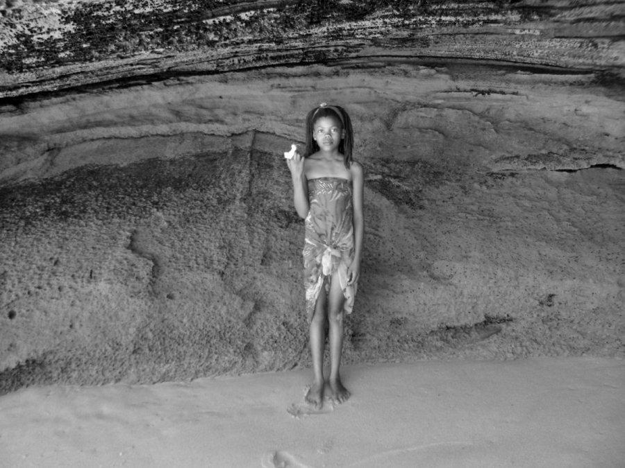 Jaap se Baai - caves with True