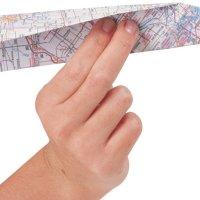 map aeroplane