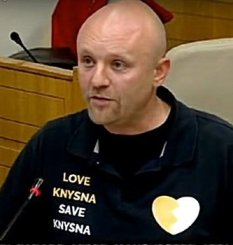 Mike Hampton vs DA criminals - Parliament Love Knysna Petition