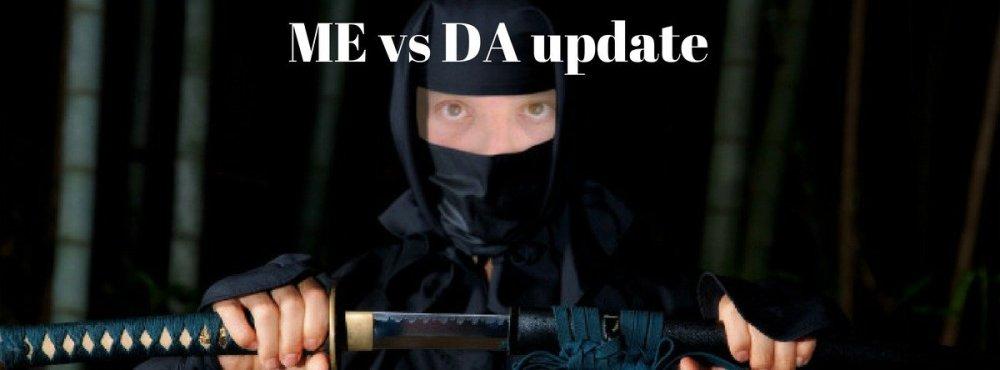 Mike Hampton vs Democratic Alliance update August 28 2018