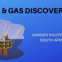 Oil gas discovered Garden Route South Africa