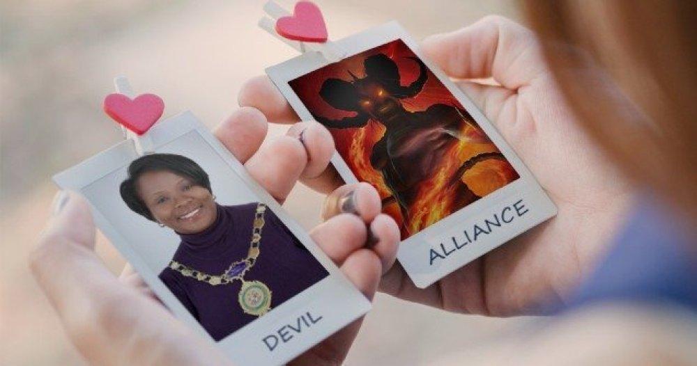 Devil Alliance - Eleanore Spies corruption