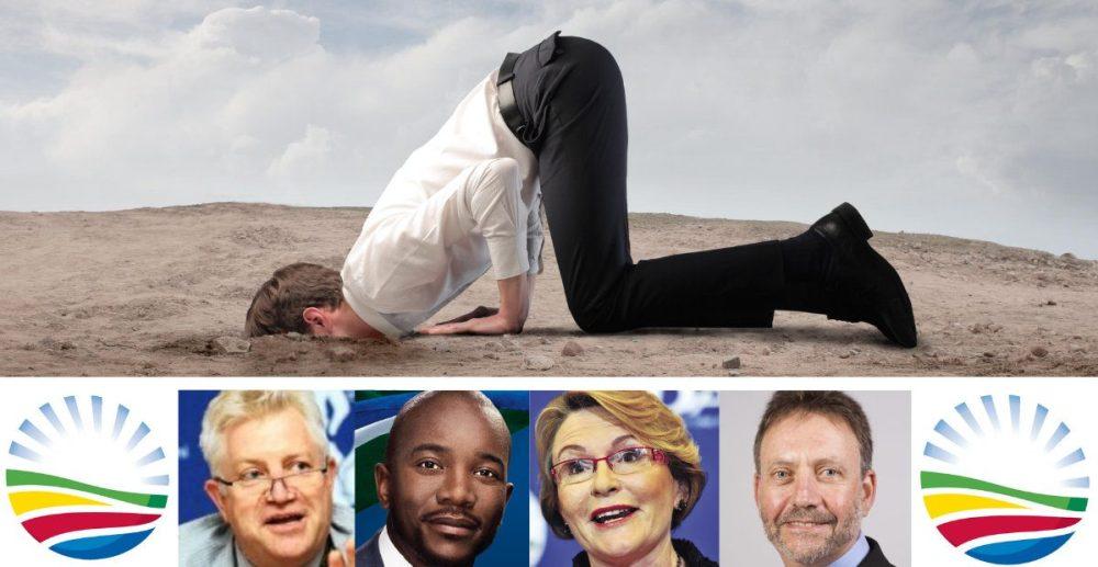 Hawks DPCI Democratic Alliance corruption Piet Bergh Abdul Enus