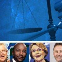 Hawks DPCI Democratic Alliance corruption Piet Bergh Godrey lebeya Bheki Cele