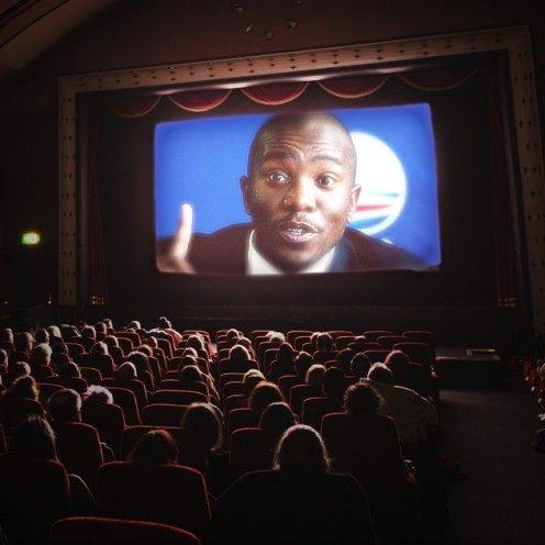 Mmusi Maimane in a cinema near you