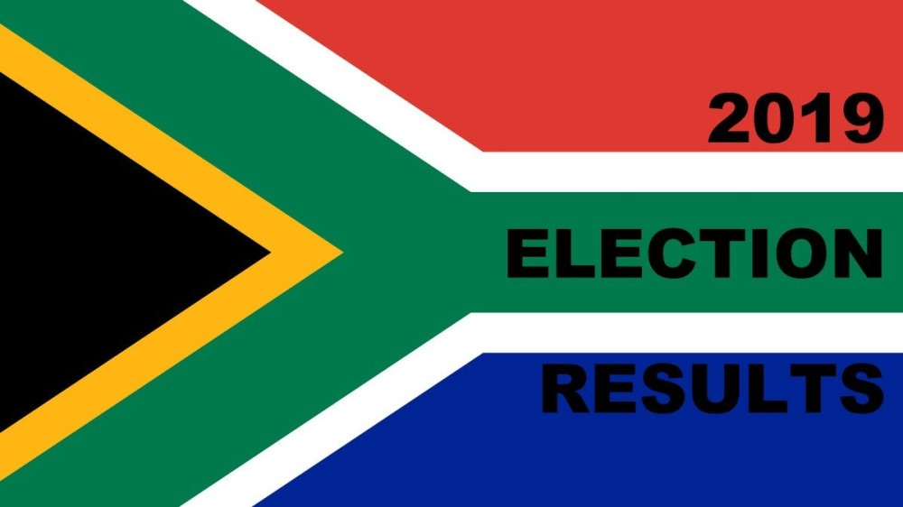 South Africa 2019 General Election Results.png