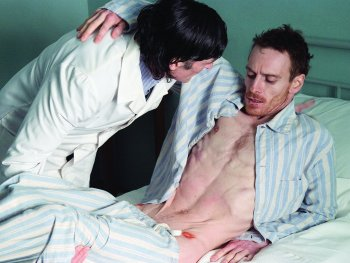 Michael Fassbender weight loss for hunger