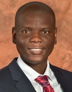 Minister Justice Ronald Lamola (South Africa)