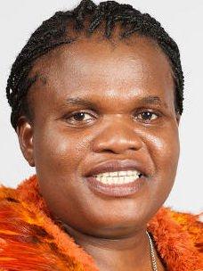 Minister Faith Muthambi
