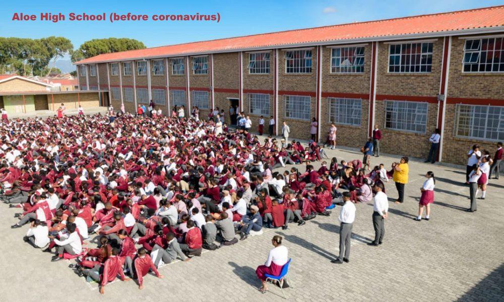 Aloe High School, Mitchell's Plain