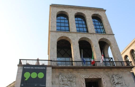 Arengario Milan