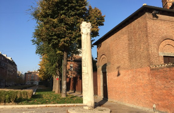 devil's column