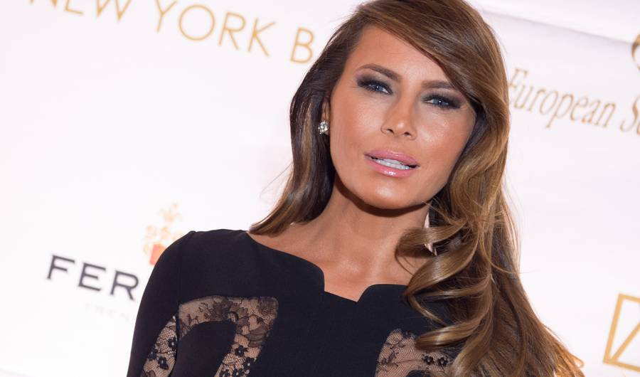 Melania Trump: the first non American first lady