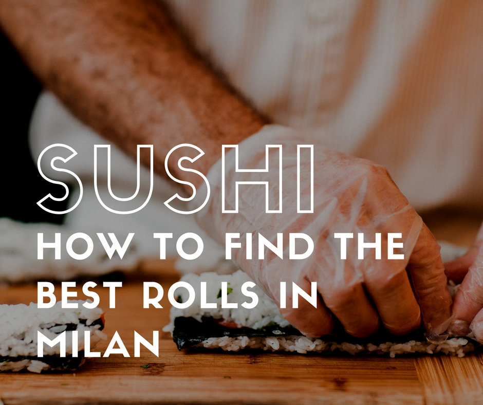 sushi milan