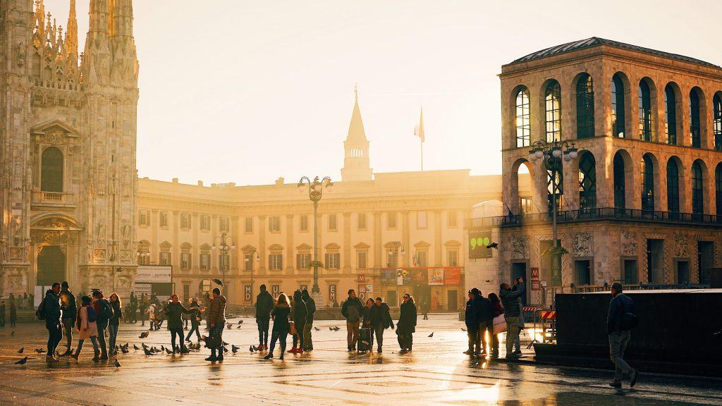 stay in Milan