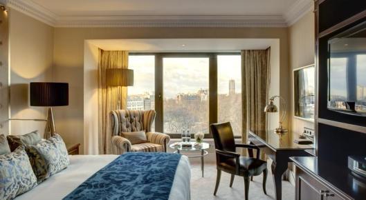 Guest Room overlooking Hyde Park