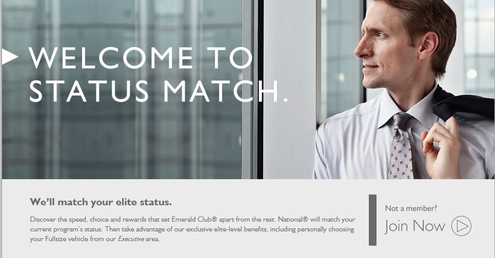 status match