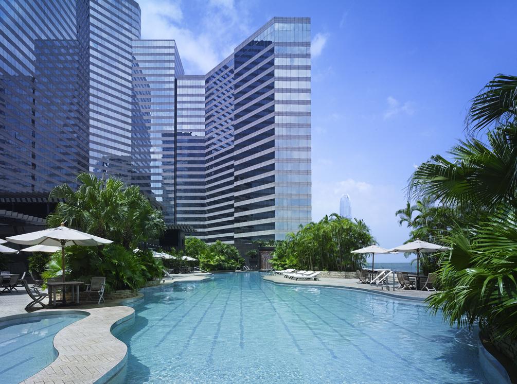 18 Hours in Hong Kong: Grand Hyatt Review