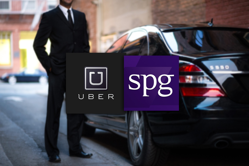 Travel Tip Tuesday: Earn SPG Points on every Uber ride for free!